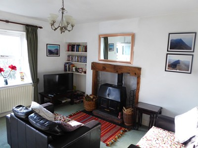 Living Room of 1 Helvellyn Cottage