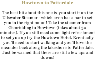 Howtown to Patterdale Walk