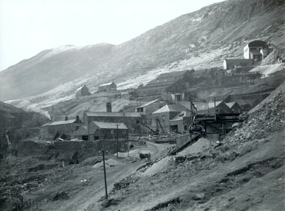 Greenside Mine From the Museum of Lakeland Life & Industry