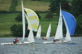 Sailing on Ullswater